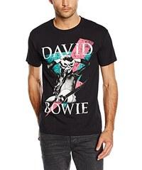 David Bowie Herren T-Shirt Thunder