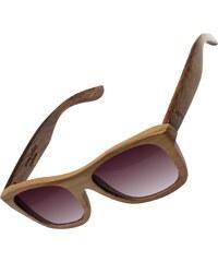 Wood Fellas Jalo Sonnenbrille wheat/brown