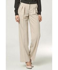 Nife Béžové kalhoty SD10