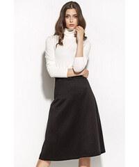 Nife Černá sukně SP25