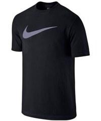 Nike TEE CHEST SWOOSH černá 2xl