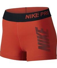 Nike PRO COOL - GRX SHORT oranžová XS