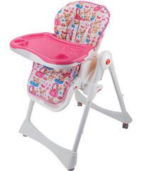 BabyGO Dětská jídelní židle Animalz -psi