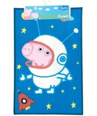 Disney Koberec Peppa Pig 80x50 cm - modrý