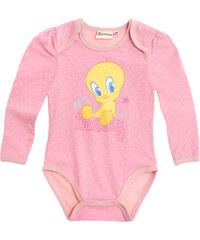 Looney Tunes Body rosa in Größe 3M für Mädchen aus 100% Baumwolle