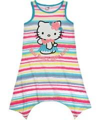 Hello Kitty Kleid pink in Größe 104 für Mädchen aus 100% Baumwolle