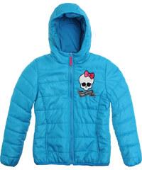 Monster High Winterjacke blau in Größe 128 für Mädchen aus 100% Polyester Futter: 100% Polyester