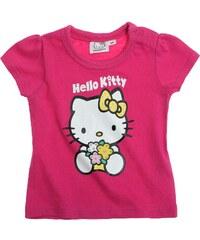 Hello Kitty T-Shirt pink in Größe 3M für Mädchen aus 100% Baumwolle