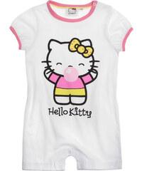 Hello Kitty Babyanzug weiß in Größe 3M für Mädchen aus 100% Baumwolle