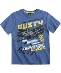 Disney Planes T-Shirt blau in Größe 98 für Jungen aus 100% Baumwolle