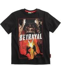 Star Wars-The Clone Wars T-Shirt schwarz in Größe 116 für Jungen aus 100% Baumwolle