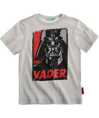 Star Wars-The Clone Wars T-Shirt beige in Größe 116 für Jungen aus 100% Baumwolle