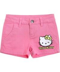 Hello Kitty Shorts pink in Größe 104 für Mädchen aus 98% Baumwolle 2% Elastan
