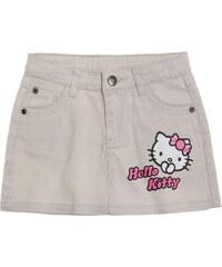 Hello Kitty Rock creme in Größe 104 für Mädchen aus 98% Baumwolle 2% Elastan