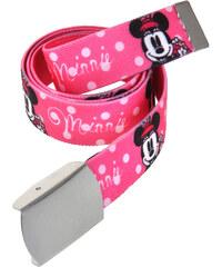 Disney Minnie Gürtel pink in Größe UNI für Mädchen aus 85% Polyester 15% Elastan