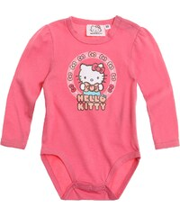 Hello Kitty Body pink in Größe 3M für Mädchen aus 100% Baumwolle