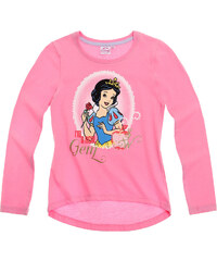 Disney Princess Langarmshirt pink in Größe 92 für Mädchen aus 100% Baumwolle