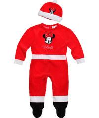 Disney Minnie Babyanzug rot in Größe 3M für Mädchen aus 80% Baumwolle 20% Polyester