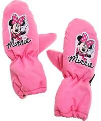 Disney Minnie Handschuhe pink in Größe 1.5 für Mädchen aus 100 % Polyester