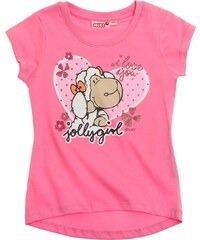 Nici T-Shirt pink in Größe 104 für Mädchen aus 100% Baumwolle