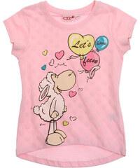 Nici T-Shirt rosa in Größe 104 für Mädchen aus 100% Baumwolle