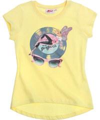 Winx Club T-Shirt gelb in Größe 92 für Mädchen aus 100% Baumwolle