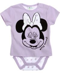 Disney Minnie Body violett in Größe 3M für Mädchen aus 100% Baumwolle