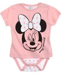 Disney Minnie Body pink in Größe 3M für Mädchen aus 100% Baumwolle