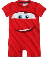 Disney Cars Babyanzug rot in Größe 3M für Jungen aus 100% Baumwolle