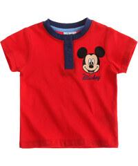 Disney Mickey T-Shirt rot in Größe 3M für Jungen aus 100% Baumwolle