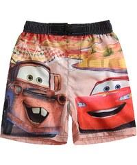 Disney Cars Badehose grau in Größe 98 für Jungen aus 100 % Polyester