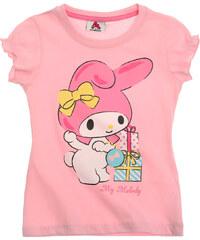 My Melody T-Shirt rosa in Größe 92 für Mädchen aus 100% Baumwolle