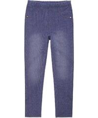 LamaLoLi Leggings jeansblau in Größe 92 für Mädchen aus 68 % Baumwolle 12 % Viskose 20 % Polyester