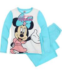 Disney Minnie Pyjama blau in Größe 104 für Mädchen aus 100% Baumwolle