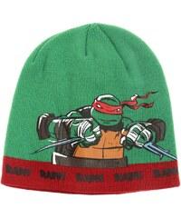 Ninja Turtles Mütze grün in Größe 52 für Jungen aus 100% Polyacryl