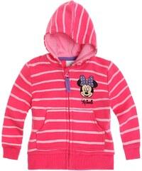 Disney Minnie Sweatjacke pink in Größe 3M für Mädchen aus 80% Baumwolle 20% Polyester