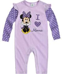 Disney Minnie Babyanzug violett in Größe 3M für Mädchen aus 100% Baumwolle