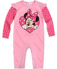 Disney Minnie Babyanzug pink in Größe 3M für Mädchen aus 100% Baumwolle