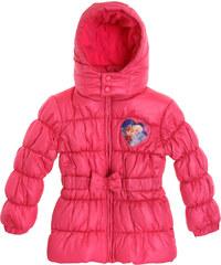Disney Die Eiskönigin Winterjacke pink in Größe 104 für Mädchen aus 100 % Polyester