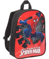 Spiderman Rucksack schwarz in Größe UNI für Jungen aus 100 % Polyester