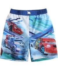 Disney Cars Badehose blau in Größe 98 für Jungen aus 100 % Polyester