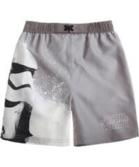 Star Wars-The Clone Wars Badehose grau in Größe 116 für Jungen aus 100 % Polyester