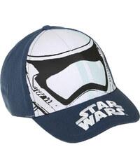 Star Wars-The Clone Wars Cap jeansblau in Größe 52 für Jungen aus 100% Baumwolle