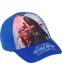 Star Wars-The Clone Wars Cap blau in Größe 52 für Jungen aus 100% Baumwolle
