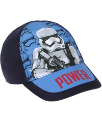 Star Wars-The Clone Wars Cap marine blau in Größe 52 für Jungen aus 100% Baumwolle