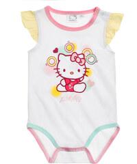 Hello Kitty Body weiß in Größe 3M für Mädchen aus 100% Baumwolle