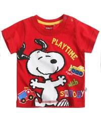 Snoopy T-Shirt rot in Größe 3M für Jungen aus 100% Baumwolle
