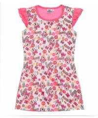Disney Minnie Nachthemd pink in Größe 104 für Mädchen aus 100% Baumwolle