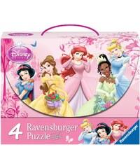 Disney Princess Puzzle pink in Größe UNI für Mädchen