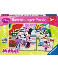 Disney Minnie Puzzle pink in Größe UNI für Mädchen